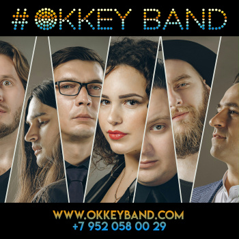 #OKkeyBand / cover band